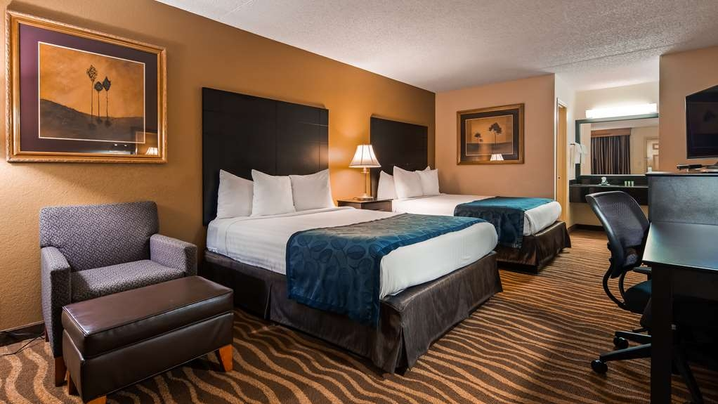 Best Western Windsor Suites - Chambres / Logements