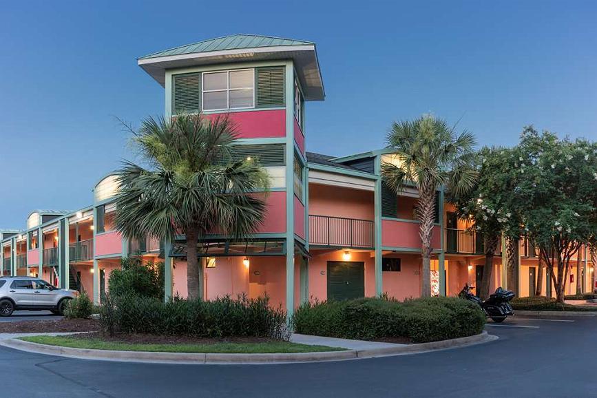 Hotel in Charleston   Best Western Charleston Inn