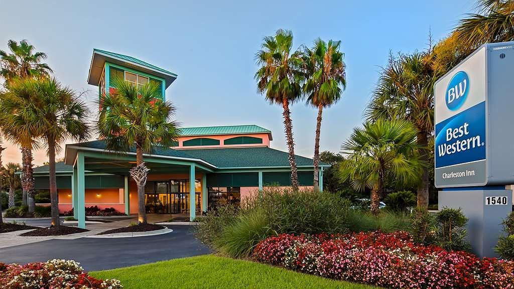 Best Western Charleston Inn - Area esterna