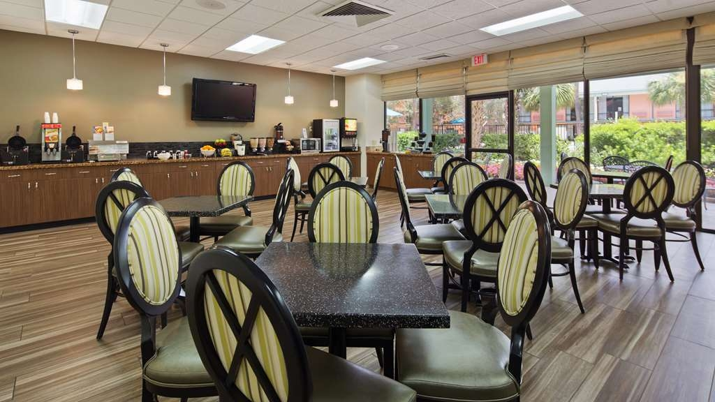 Best Western Charleston Inn - Restaurante/Comedor