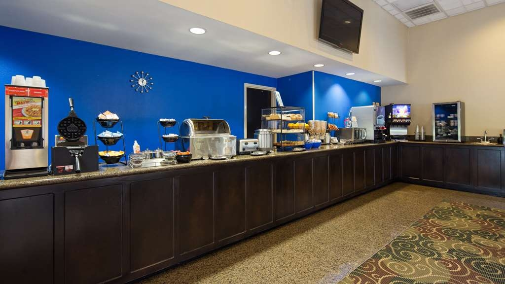 Best Western Of Walterboro - Our Deluxe Hot Breakfast Hours of Operations begins daily from 6:00 AM until 9:00 AM
