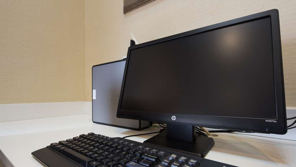 Best Western Of Walterboro - Never miss a beat while on the road with complimentary free high-speed Internet and printing capabilities in our business center.