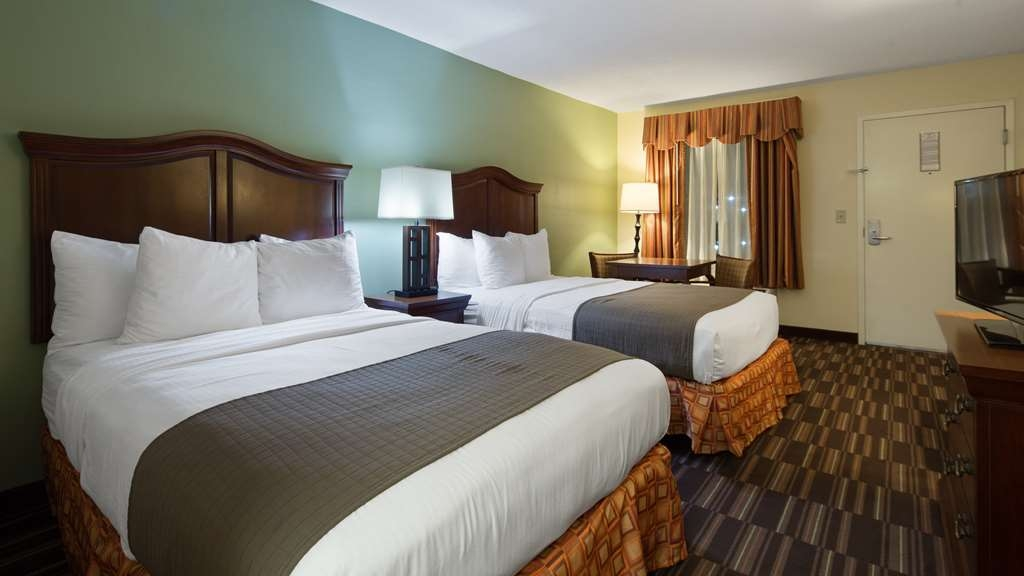 Best Western Of Walterboro - Chambre