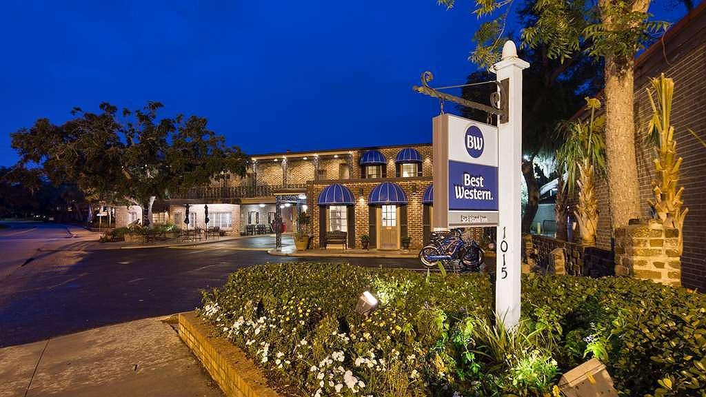 Hotel En Beaufort Best Western Sea Island Inn