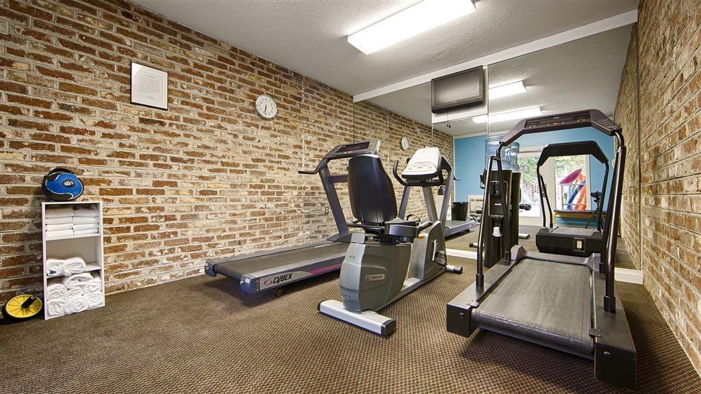 Best Western Sea Island Inn - Sala fitness