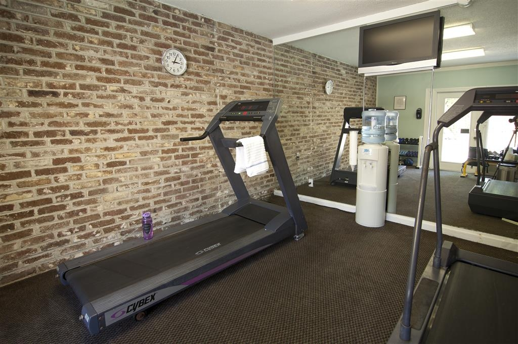 Best Western Sea Island Inn - Fitnessstudio