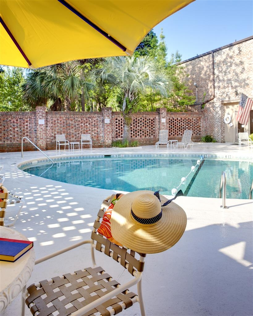 Best Western Sea Island Inn - Piscina