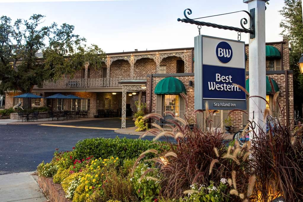 Best Western Sea Island Inn - Façade