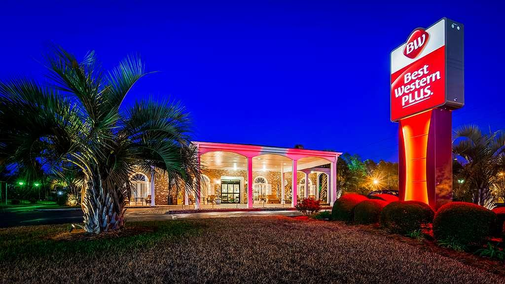 Best Western Plus Santee Inn - Vista exterior