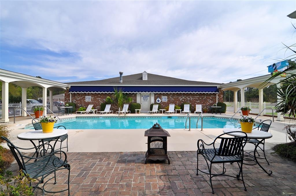 Best Western Plus Santee Inn - Piscina