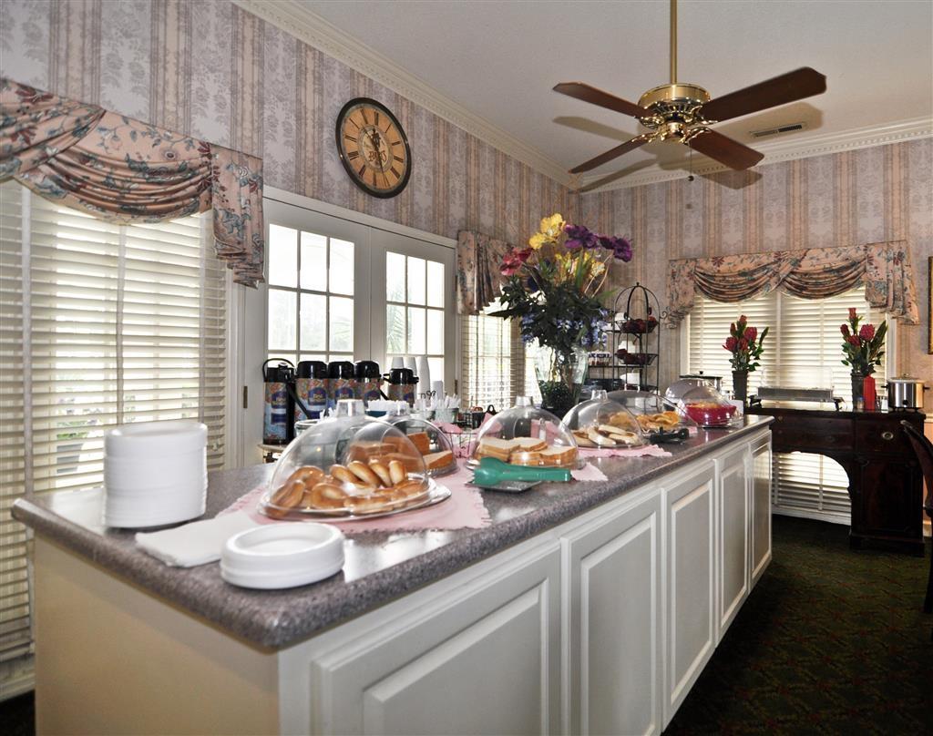 Best Western Plus Santee Inn - Area colazione
