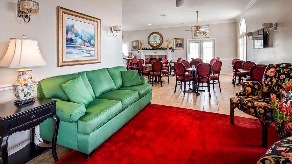 Best Western Plus Santee Inn - Vue du lobby