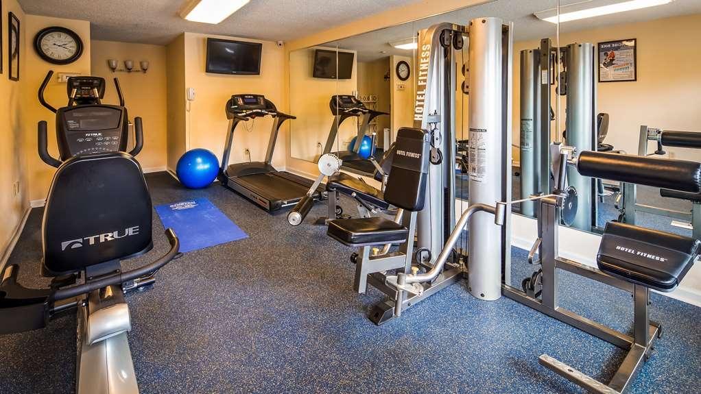Best Western Plus Santee Inn - Club de salud