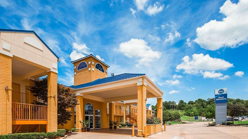 Best Western Van Buren Inn - Facciata dell'albergo