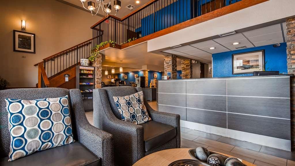 Best Western Van Buren Inn - equipamiento de propiedad