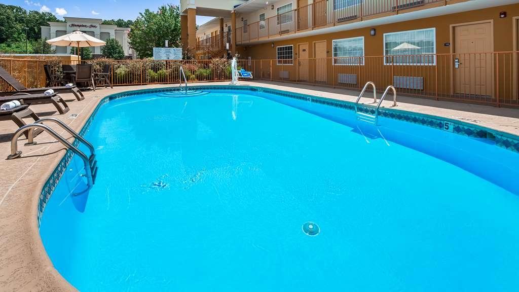 Best Western Van Buren Inn - Vista de la piscina