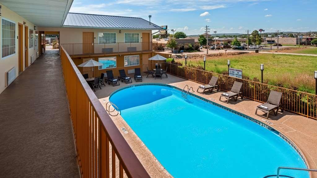 Best Western Van Buren Inn - Vue de la piscine