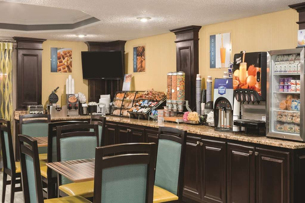 Best Western Inn - Our breakfast features gourmet coffee, delicious pastries and fresh waffles!