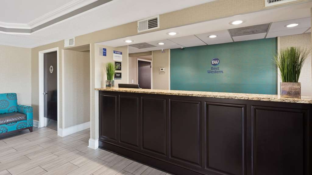 Best Western Inn - Our 24-hour front desk will go above and beyond to provide you memorable customer care from check-in to check-out.