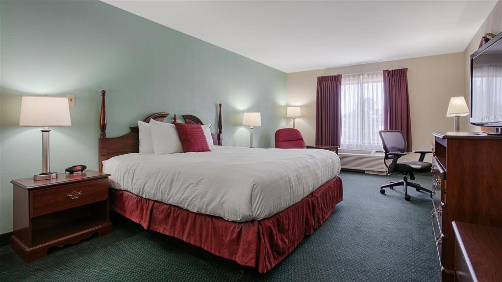 Best Western Executive Inn & Suites - Gästezimmer/ Unterkünfte