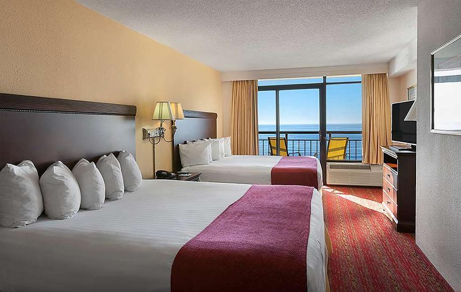 Hotel in North Myrtle Beach | Best Western Ocean Sands Beach
