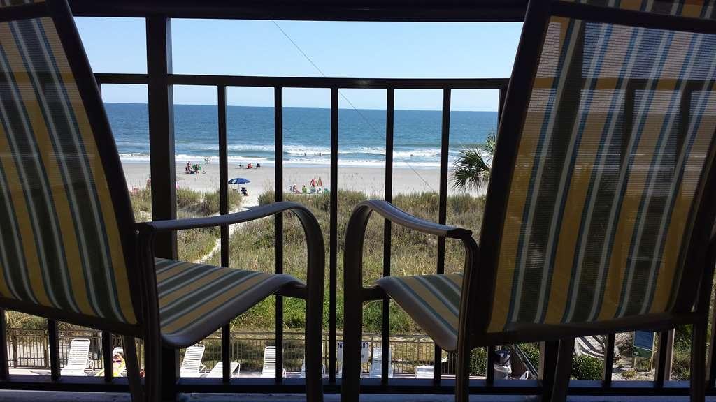 Best Western Ocean Sands Beach Resort - Zimmer Annehmlichkeiten