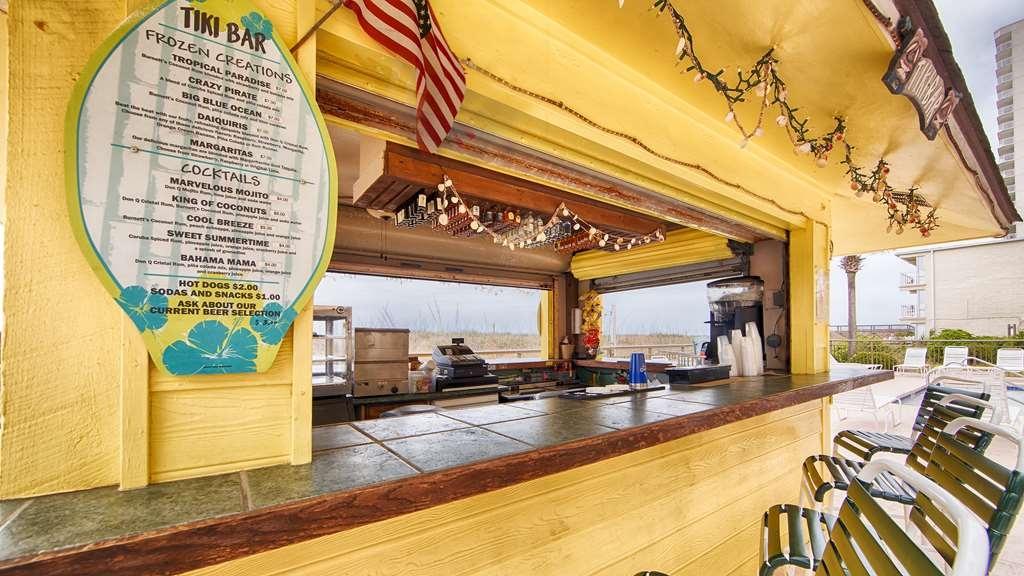 Best Western Ocean Sands Beach Resort - Bar/Lounge