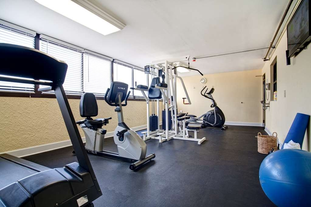 f34b85d397 Best Western Ocean Sands Beach Resort - Our fitness center allows you to  keep up with
