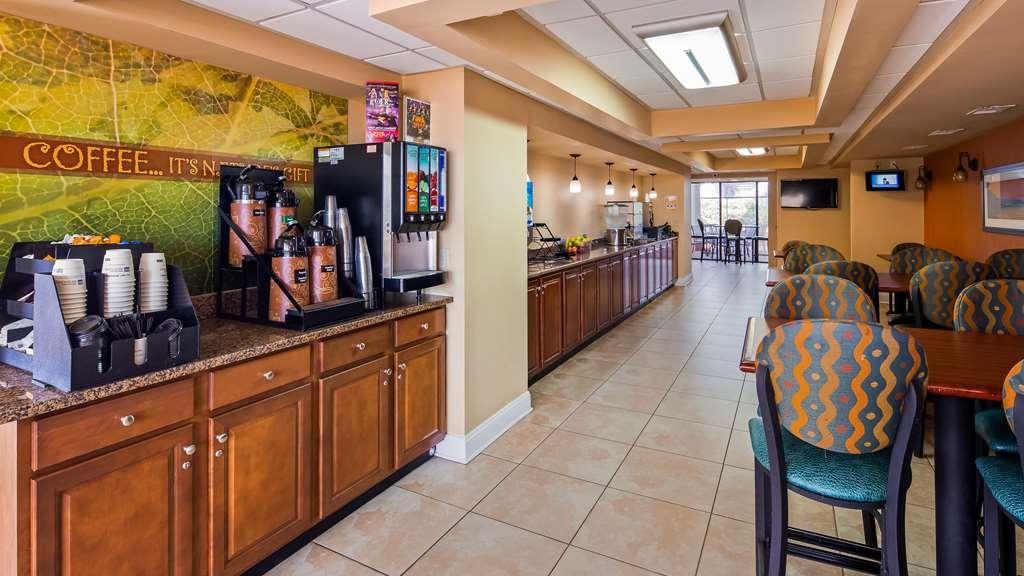 Best Western Ocean Sands Beach Resort - Restaurant / Gastronomie