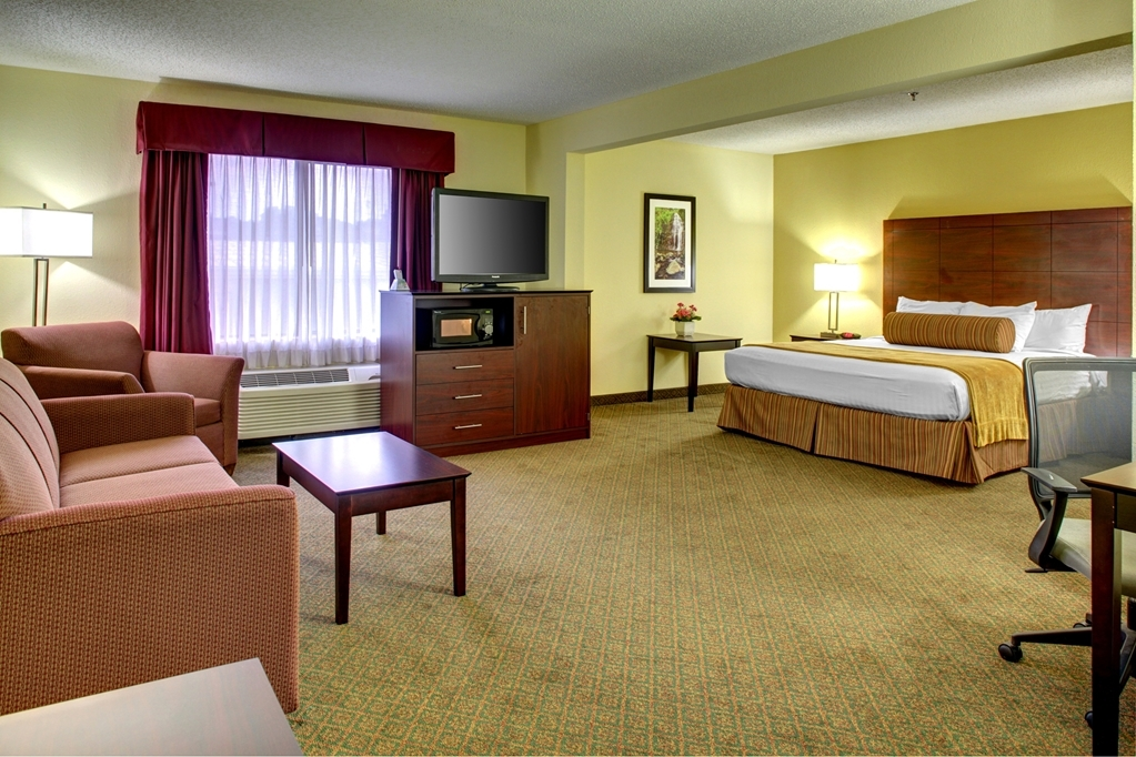 Best Western Executive Inn - Suite