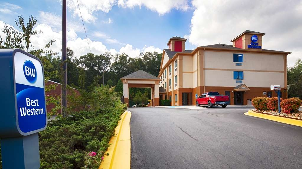 Best Western Executive Inn - Vista Exterior