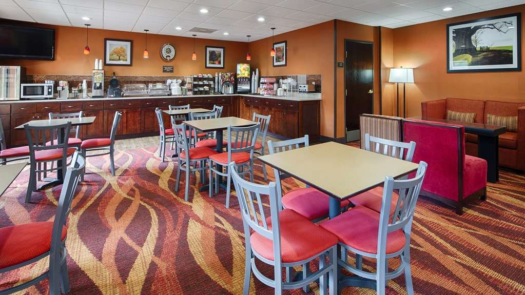 Best Western Executive Inn - Restaurante/Comedor