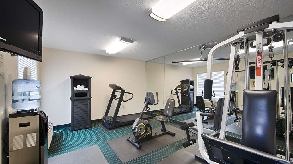Best Western Carowinds - Our fitness center allows you to keep up with your home routine even when you are not at home.