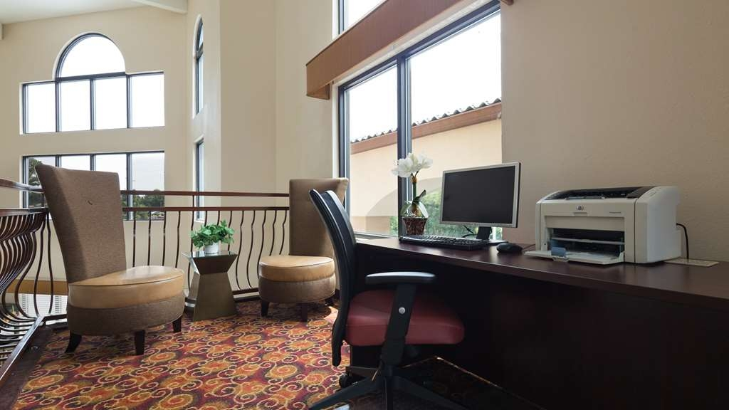 Best Western Carowinds - Do your business on the go with at our business center