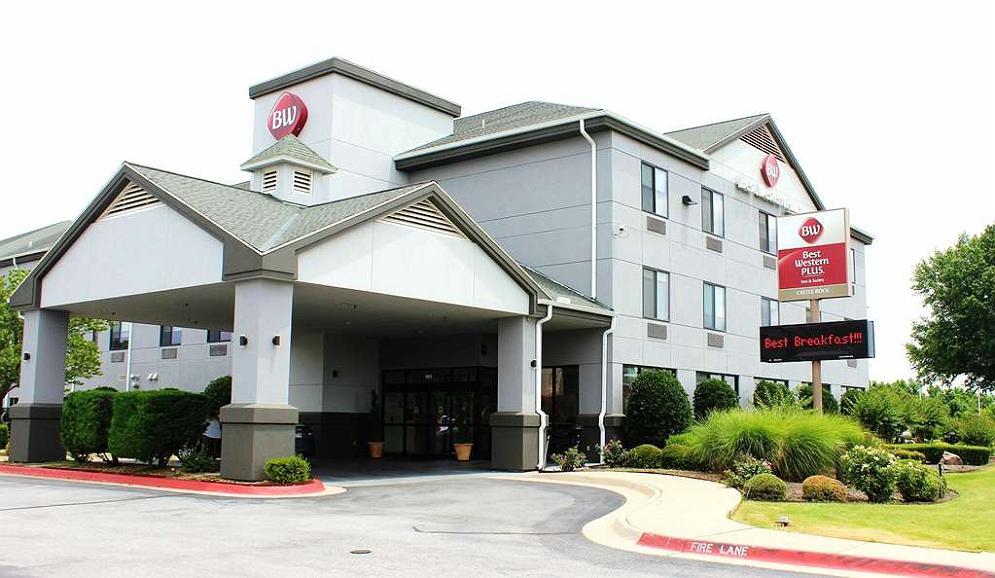 Best Western Plus Castlerock Inn & Suites - Vue extérieure