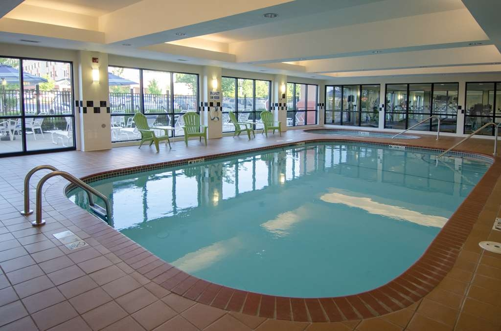 Best Western Plus Castlerock Inn & Suites - Take a swim in our indoor heated pool open all year long!