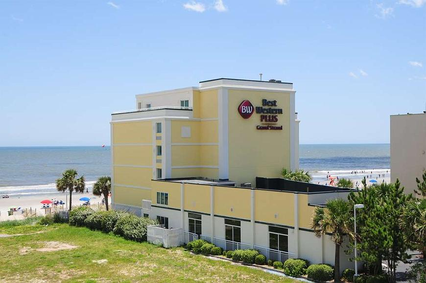 Best Western Plus Grand Strand Inn & Suites - Aussenansicht