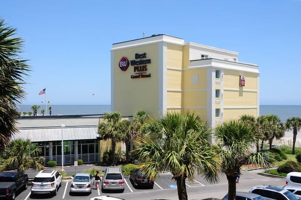 Best Western Plus Grand Strand Inn & Suites - Außenansicht