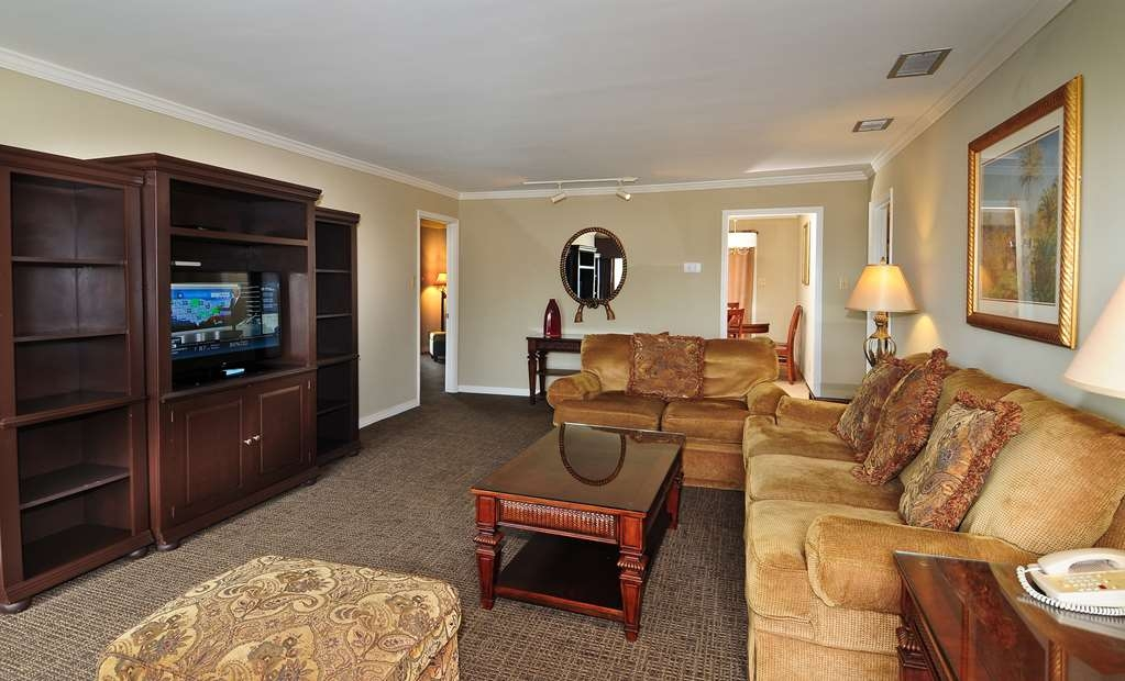 Best Western Plus Grand Strand Inn & Suites - Enjoy our Two Bedroom ocean view penthouse.