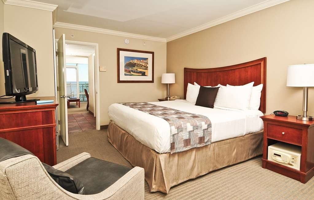 Best Western Plus Grand Strand Inn & Suites - Ocean Front Double Room Efficiency