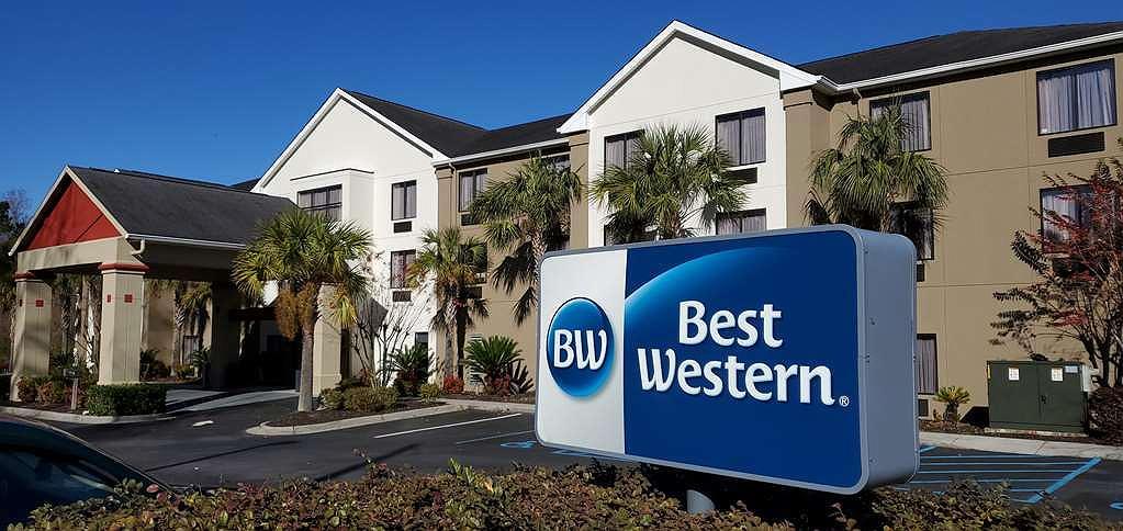 Best Western Magnolia Inn and Suites - Area esterna