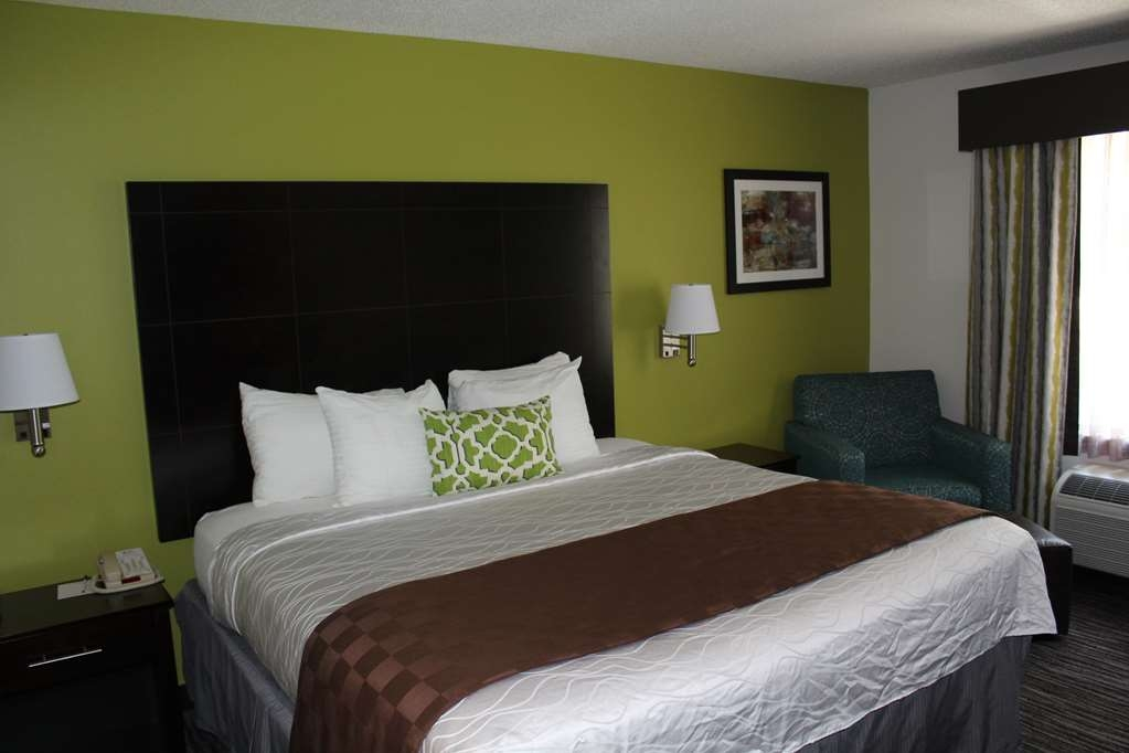 Best Western Magnolia Inn and Suites - Our spacious King Room is perfect for couples.