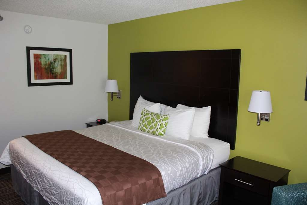 Best Western Magnolia Inn and Suites - Enjoy the newly renovated décor in the King Rooms.