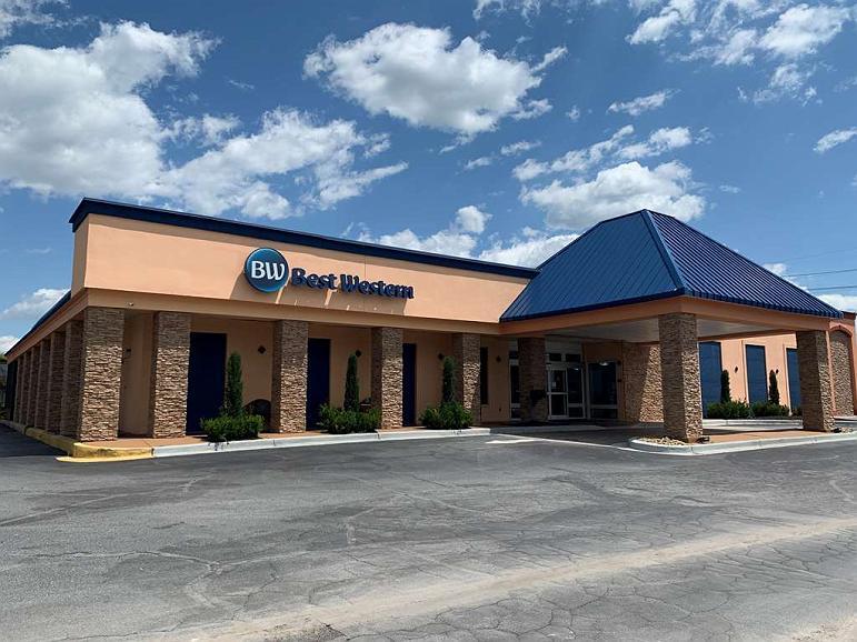 Best Western Greenville Airport Inn - Vista exterior