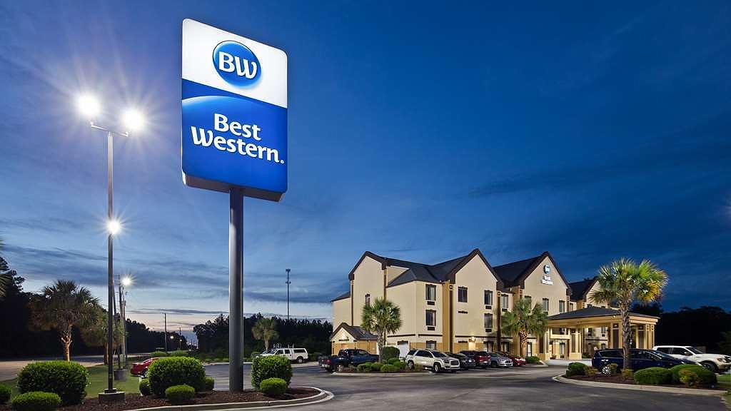 Best Western Executive Inn - Vue extérieure
