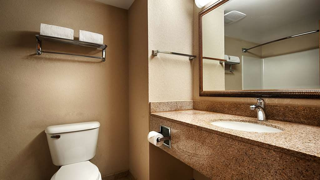 Best Western Executive Inn - Baño