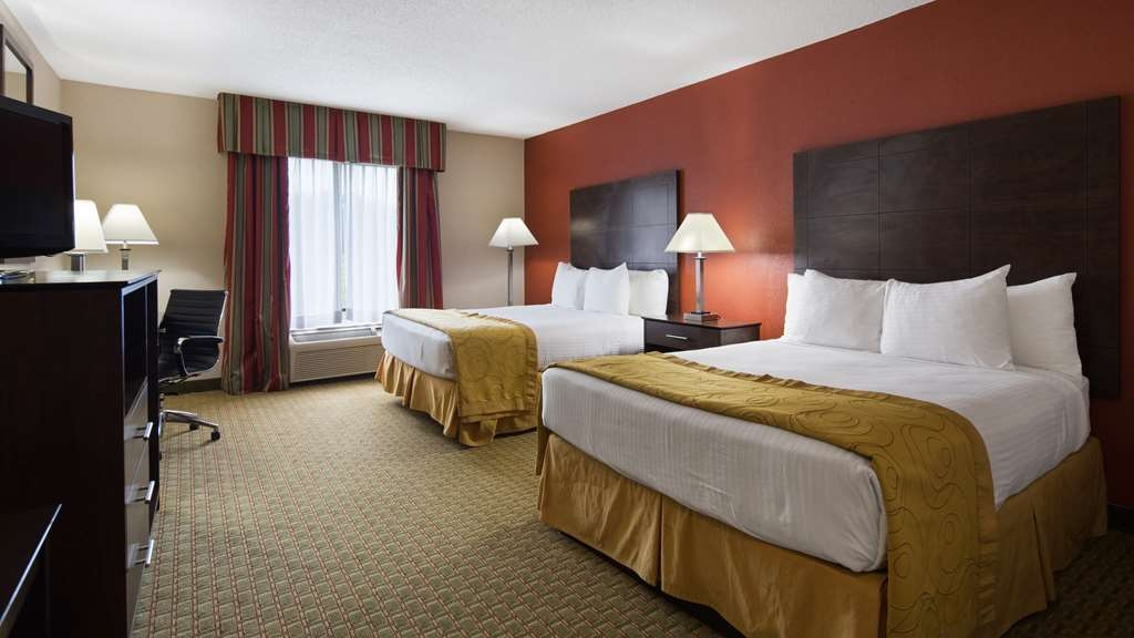 Best Western Executive Inn - Habitaciones/Alojamientos