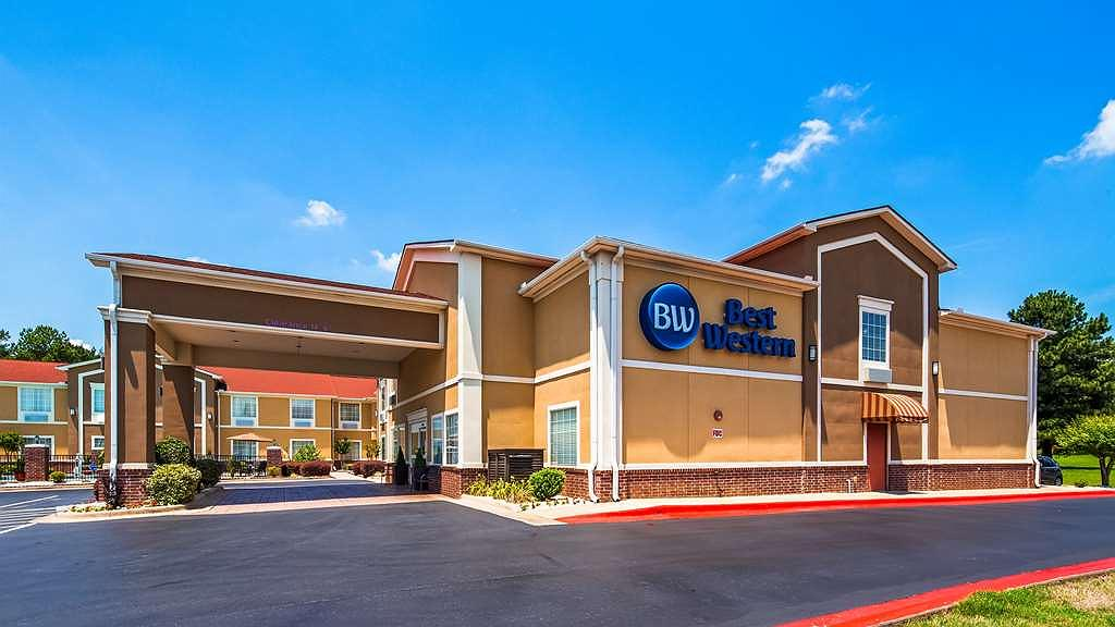 Best Western Sherwood Inn & Suites - Vista exterior