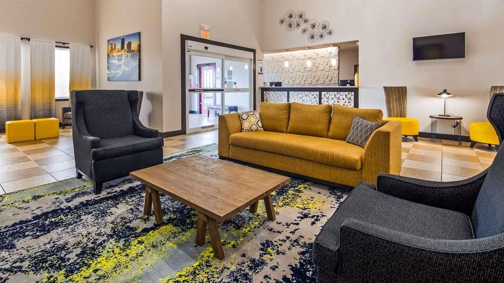 Best Western Sherwood Inn & Suites - Lobby