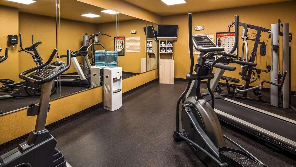 Best Western Sherwood Inn & Suites - Club de salud
